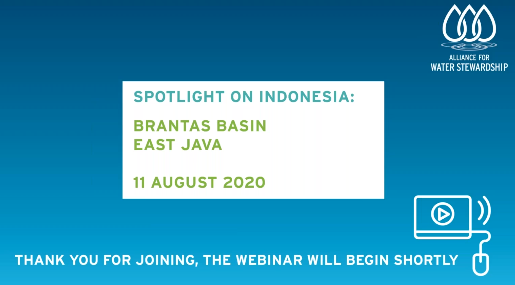Spotlight on Indonesia Webinar screen